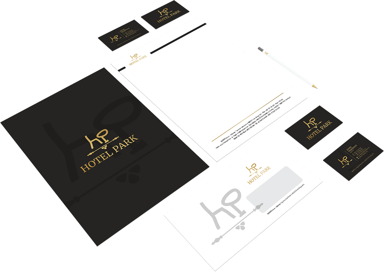 Hotel Park Branding Presentation