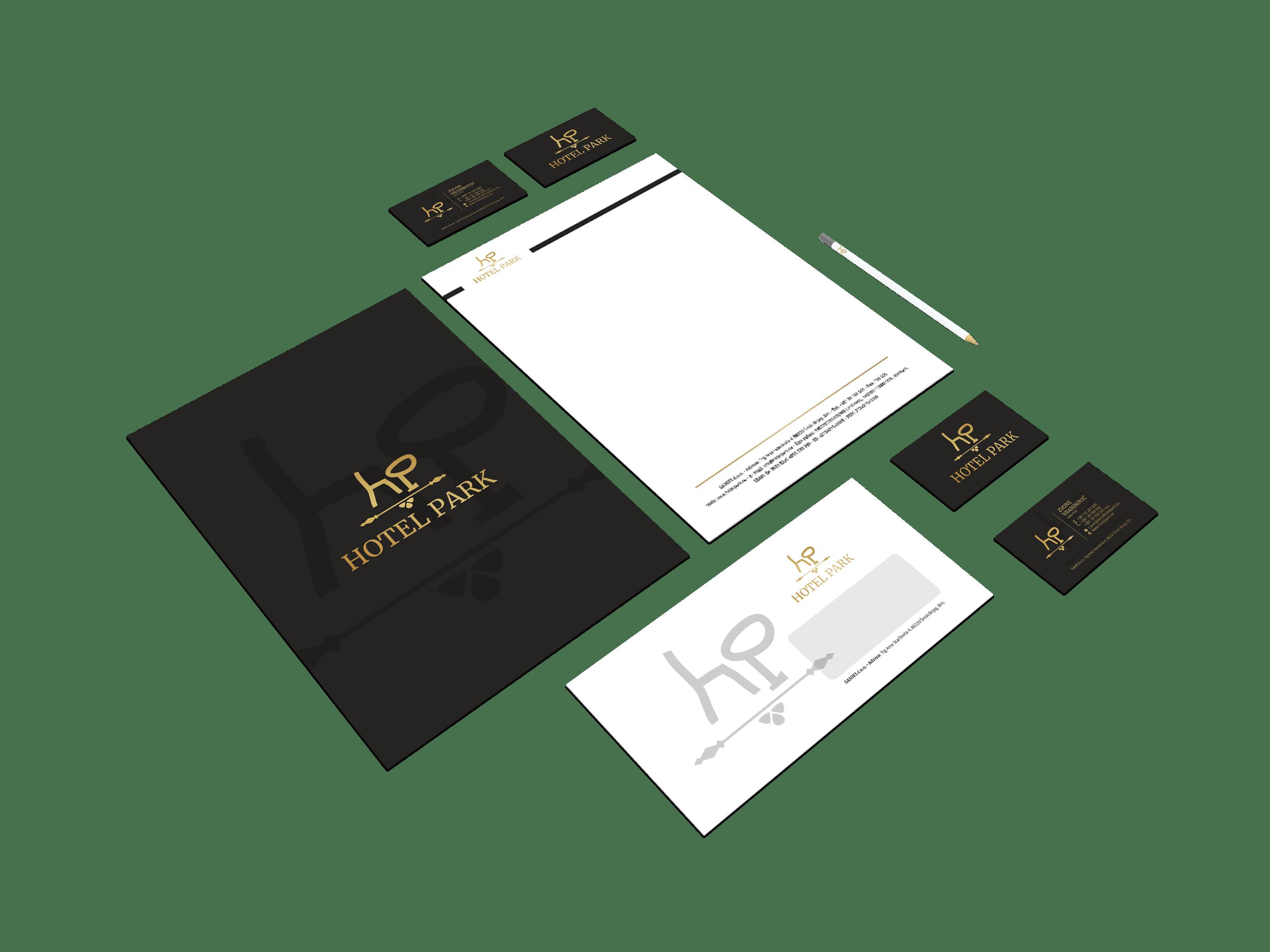 Hotel Park Grafički Dizajn